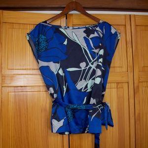 NY&Co. Silk Blouse size medium